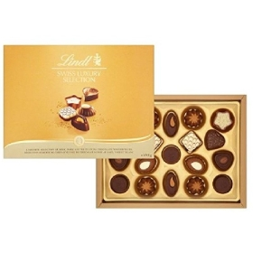 Lindt Luxury Chocolates (195g)