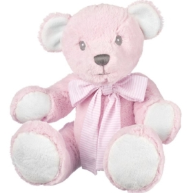 pink-teddy-cuddly-teddy-bear-new-born-flowers-delivered-strood-rochester-medway-kent