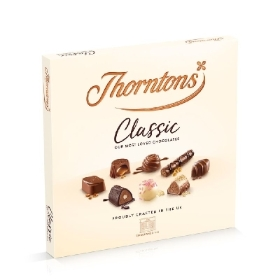 Thorntons Classic Chocolates (262g)