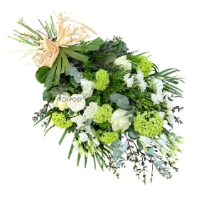 Tied-sheaf-funeral-flowers-tribute-delivery-strood-rochester-medway-kent