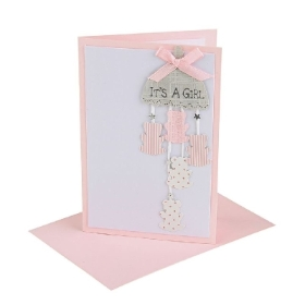 handmade-baby-girl-card-flower-delivery-strood-rochester-kent