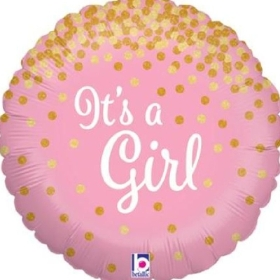 baby-girl-new-arrival-balloon-flowers-delivered-strood-rochester-medway