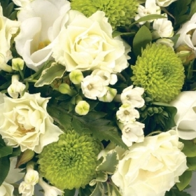Florist Choice Natural Hand Tie Bouquet