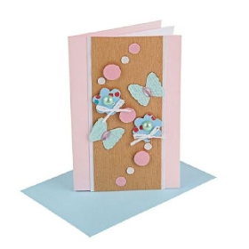 Handmade 'Butterfly' Card