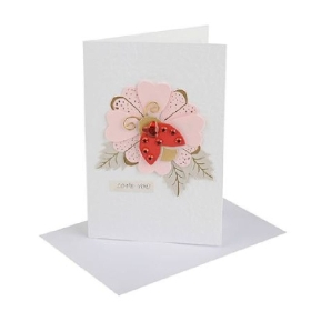 handmade-love-you-card-flower-delivery-strood-rochester-kent