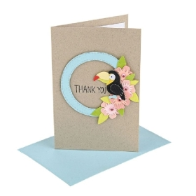 handmade-thank-you-card-flower-delivery-strood-rochester-kent